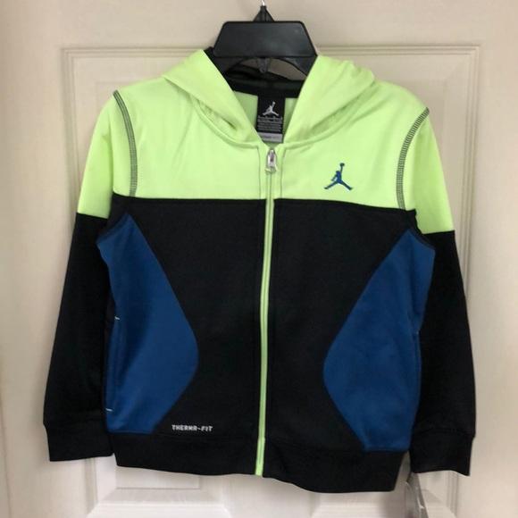 08c5215631cc74 NWT - Nike Jordan Therma-Fit Jacket...Sz. 7